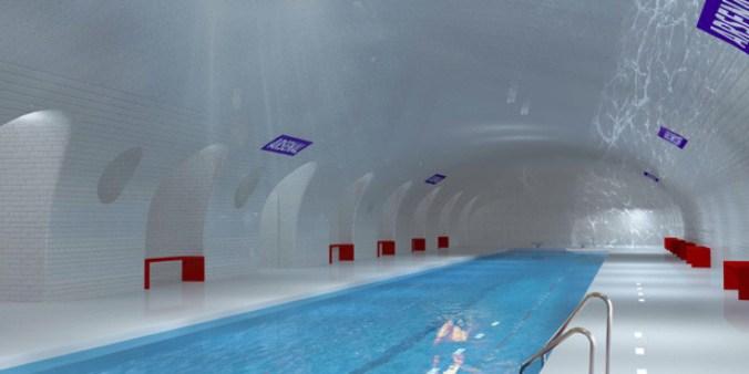 Les métros fantômes de NKM. Manal Rachdi et Nicolas Laisné architectes