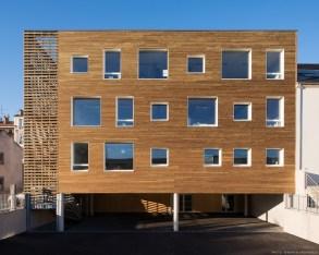 Ecole Jules Grévy à Alfortville (94) - Prinvault Architectes