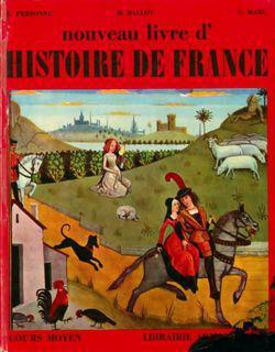 Livre D Histoire De France : livre, histoire, france, Nouveau, Livre, D'histoire, France., Cours, Moyen, Label, Emmaüs