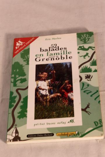 52 Balades En Famille Autour De Grenoble : balades, famille, autour, grenoble, Livre, Balades, Famille, Autour, Grenoble