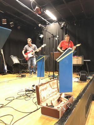 section rythmique à cordes (4 &6)
