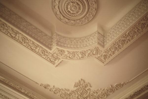 décoration en plâtre