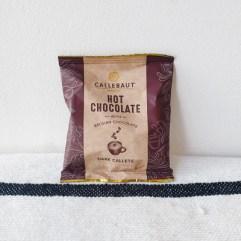 Belgische pure chocolademelk - Callebaut