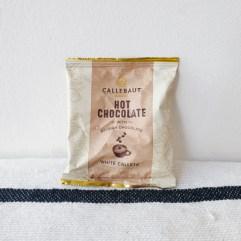 Belgische witte chocolademelk - Callebaut