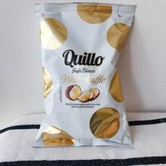 Chips met witte truffels - Quillo
