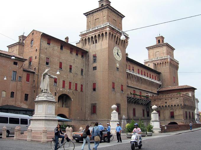 Ferrara-Este-Castle