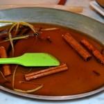 Trattoria Pears preparing the Marsala | labellasorella.com