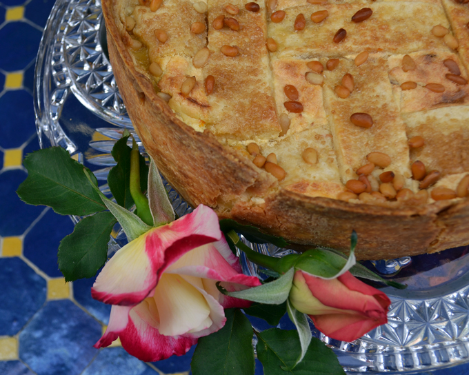 Ricotta Cheesecake | labellasorella.com
