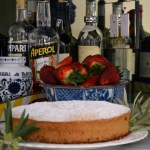 Torta di Nocciole delle Langhe – Piedmontese Hazelnut Cake