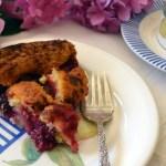 Plum Torte – Torta di Prugna