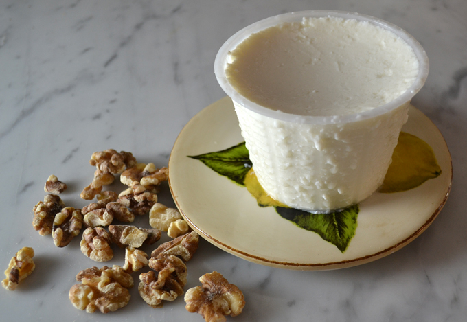 Sheep milk ricotta from Sonoma County | labellasorella.com