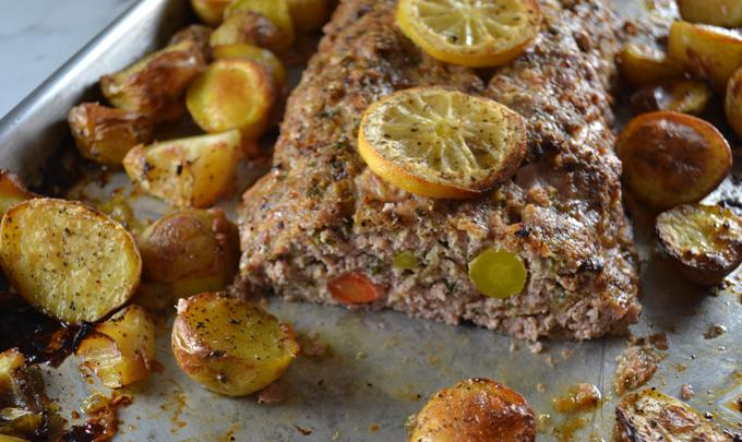 Veal Meatloaf - Polpettoni di Vitello | labellasorella.com