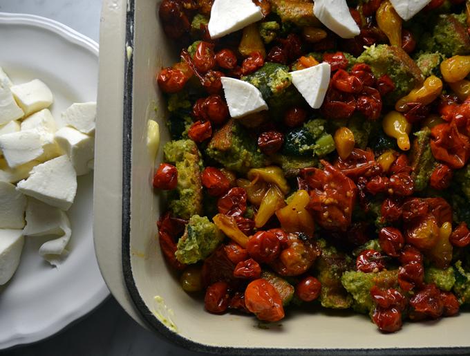 Mozzarella of course... | labellasorella.com