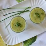 Zucchini Potato Soup – Vellutata di Zucchine e Patate