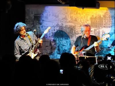 Aldo Tagliapietra & Tolo Marton - Foto: Renzo De Grandi