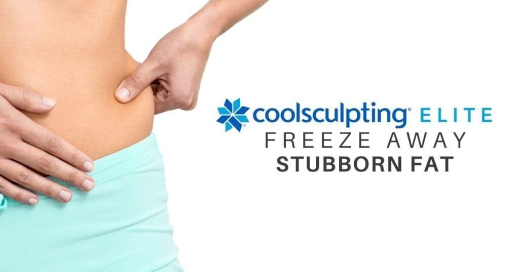 coolsculpting helps remove stubborn fat