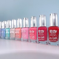 Barry M Gelly Hi Shine Nail Polish | Complete Collection