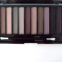 Makeup Revolution Romantic Smoked Palette | Review & Swatches
