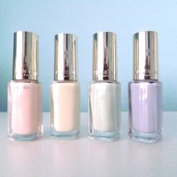 L'Oreal Paris Color Riche Les Blancs Nail Polish