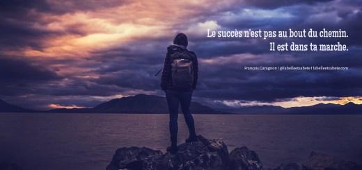 citation, marche, le succès, chemin, route, résultat, intention, choix, éveil, évolution, révolution, introspection, méditation, douleur, grandir