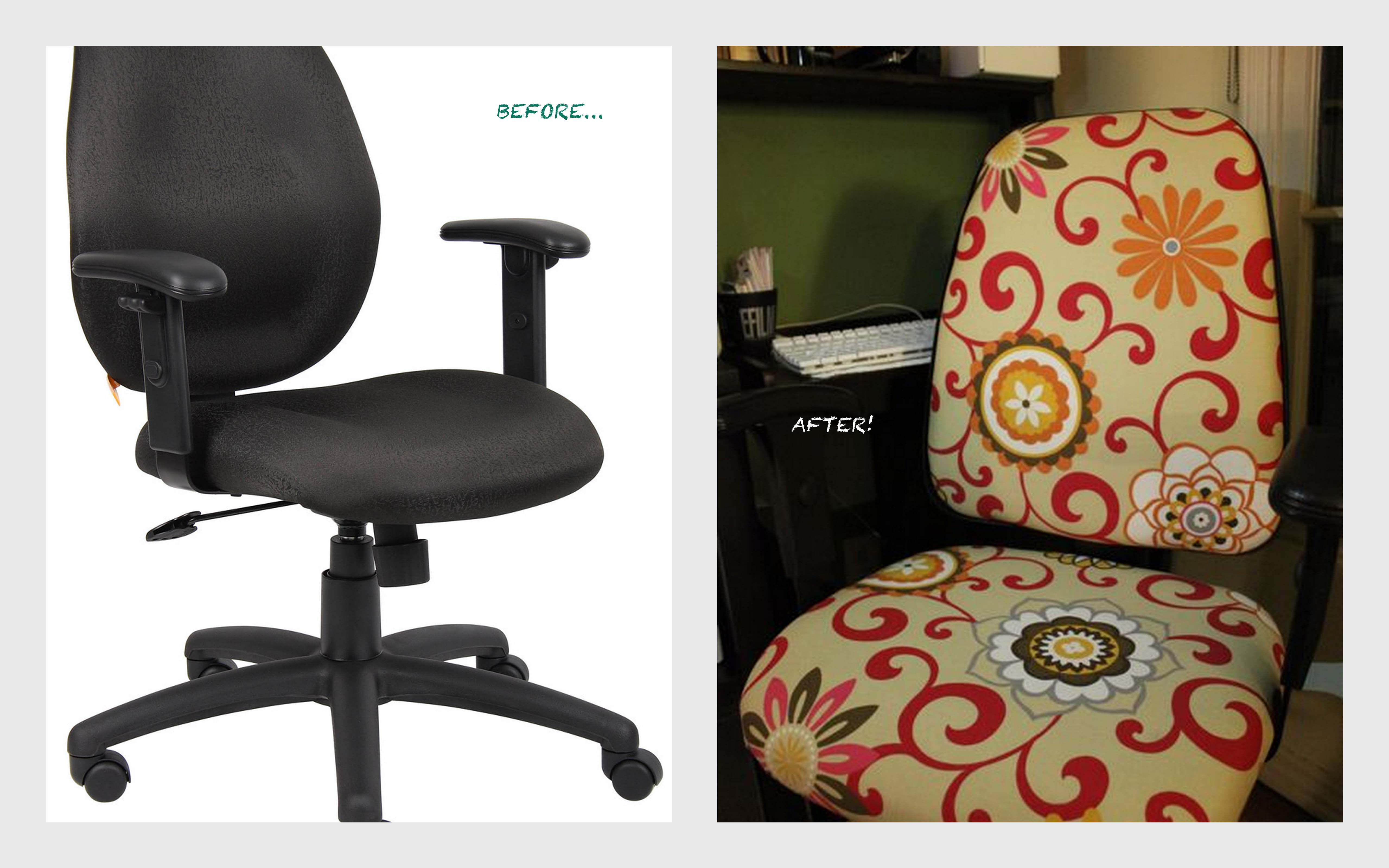 Reupholster Office Chair Reuphol Chair Copy