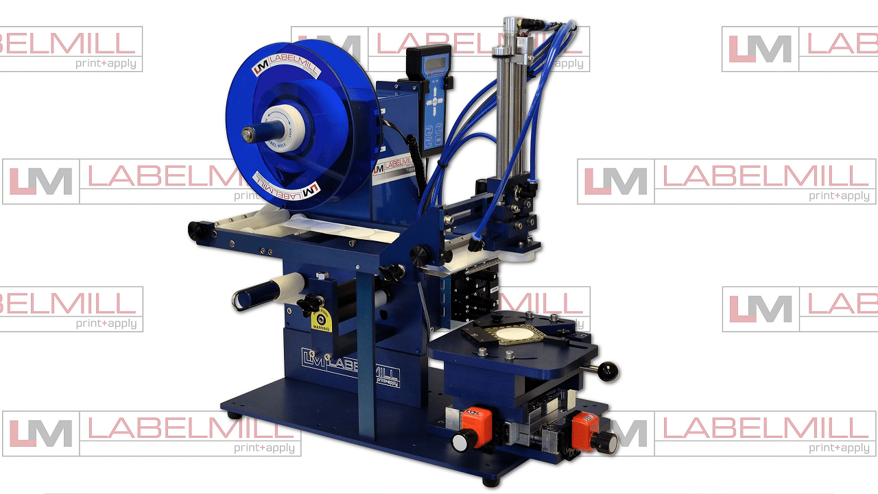 LM1005 Tamp X-Y Table