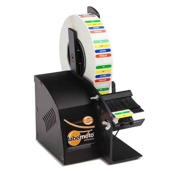 Labelmoto automatic label dispenser machine LD3000J