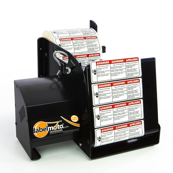 Labelmoto electric label dispensers LDX8025
