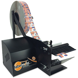 Labelmoto electric label dispensers LDHANGTAB