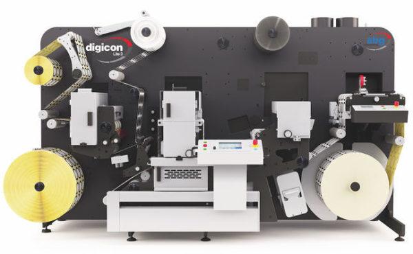 label printing model