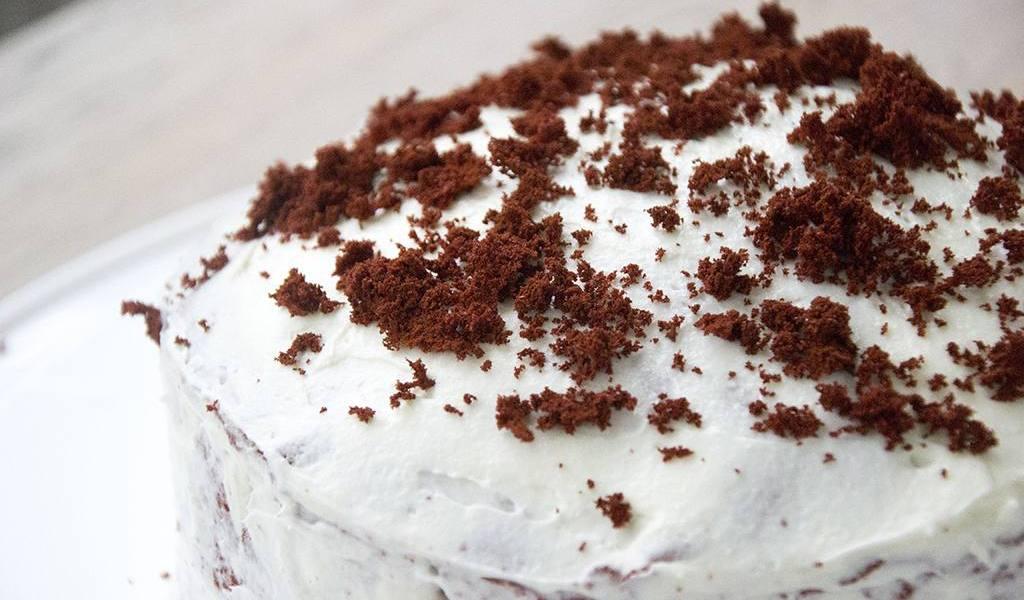 DIY - Red Velvet Cake | Label of Suze