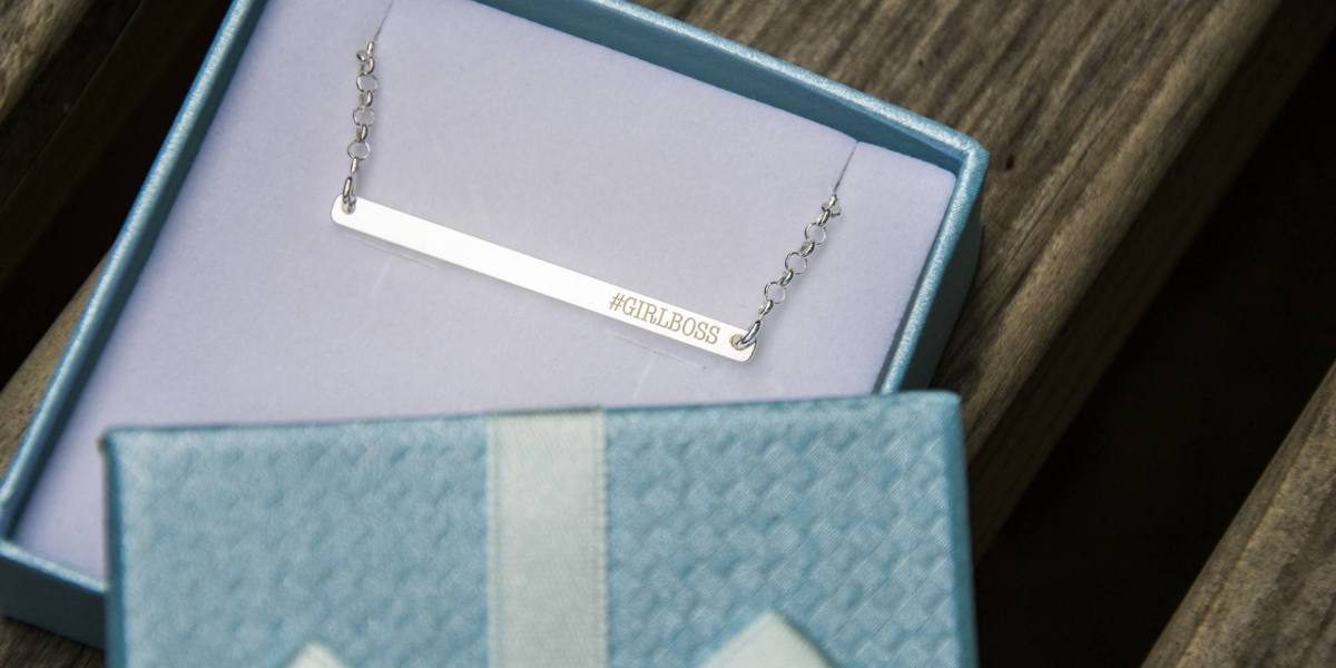 Names4ever #girlboss ketting - review