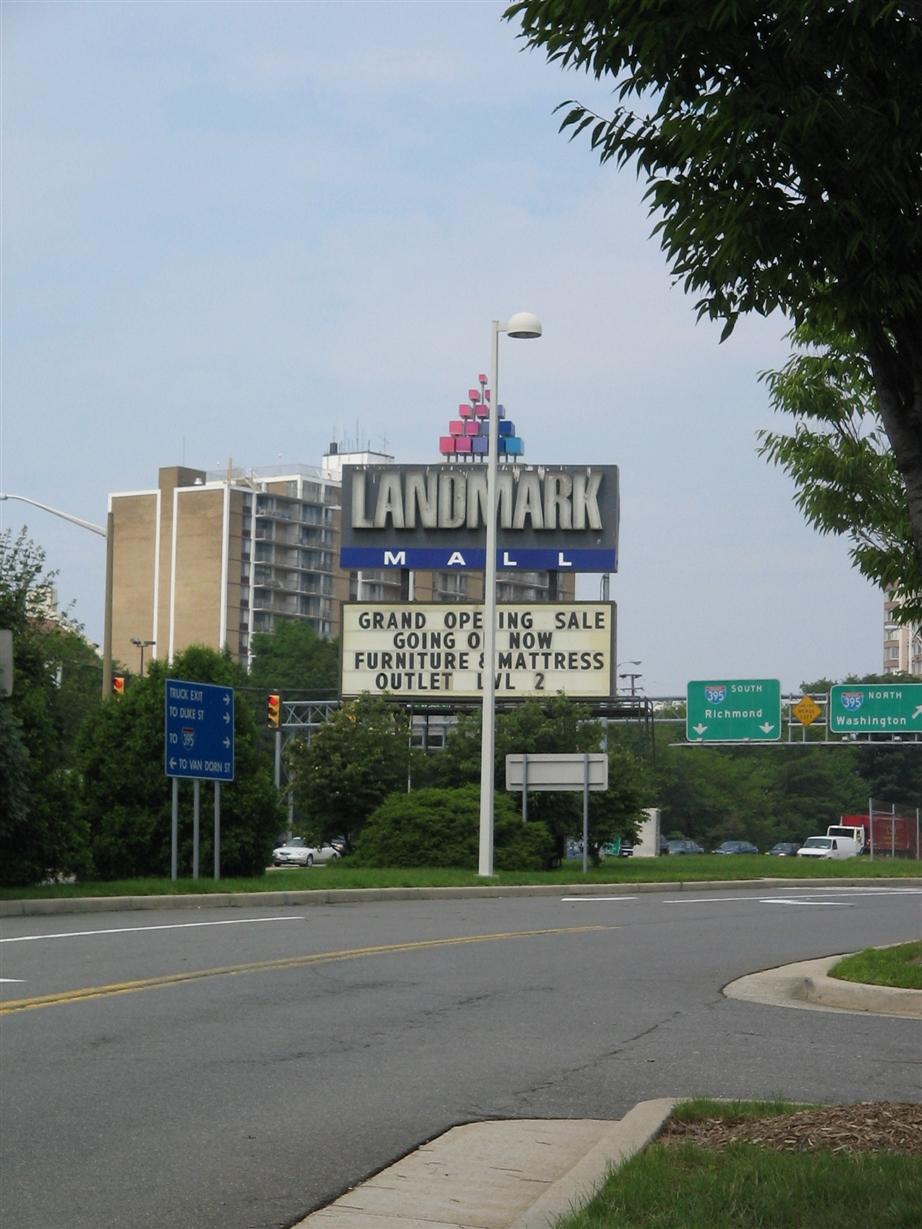 Alexandria Mall Stores : alexandria, stores, Labelscar:, Retail, History, BlogLandmark, Mall;, Alexandria,, Virginia