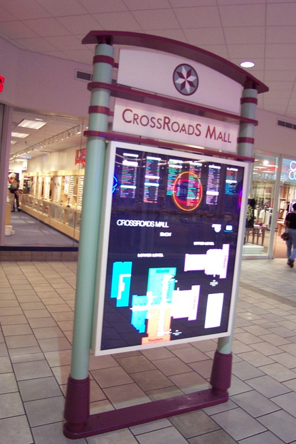 Crossroads Mall Omaha : crossroads, omaha, Labelscar:, Retail, History, BlogCrossroads, Mall;, Omaha,, Nebraska