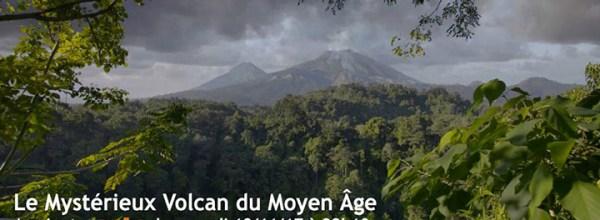 """""""Le mystérieux volcan du Moyen Âge"""" : une enquête à découvrir sur ARTE"""
