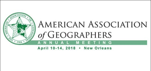 AAG Annual meeting 2018