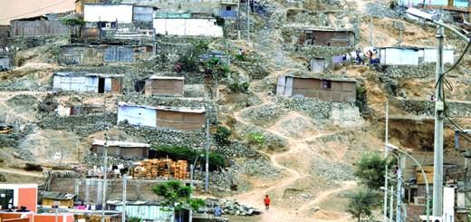Villa El Salvador - Lima (Pérou)