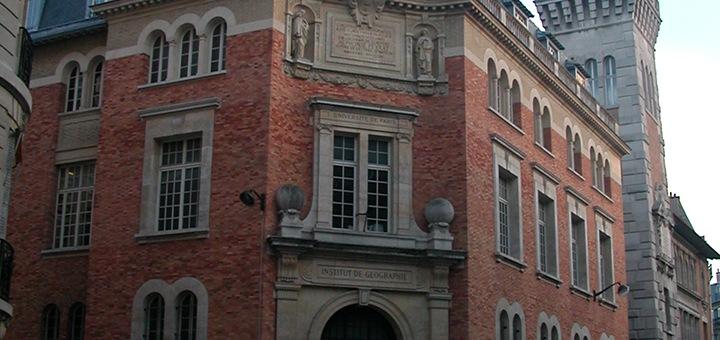 Institut de Géographie de Paris
