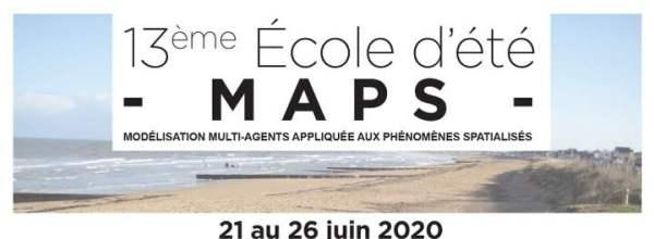 Appel à candidature – 13e École d'Été MAPS
