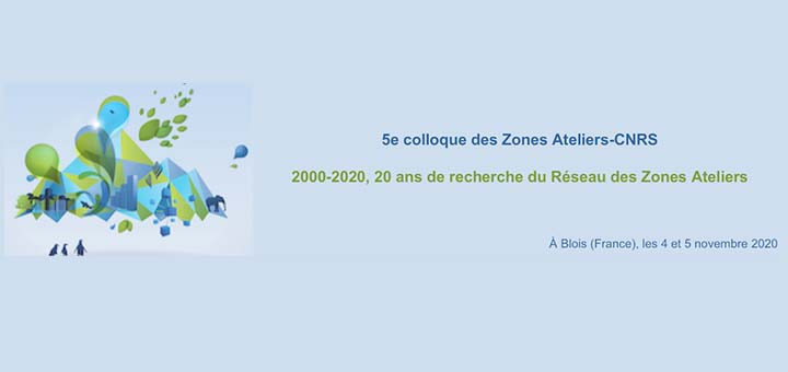 5e édition du colloque des Zones Ateliers