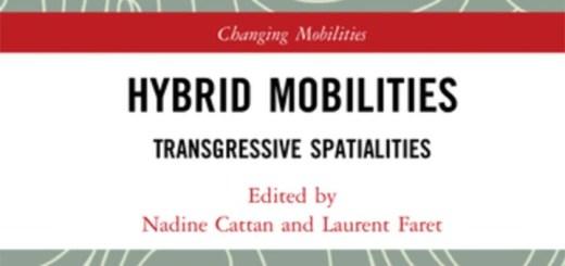 """Couverture de l'ouvrage """"Hybrid Mobilities"""""""
