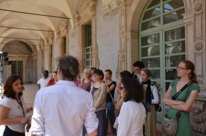 10 - Visite du Monastère des Bénédictins de l'Université de Catane