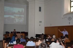68 - Conférence « Résilience des sociétés face aux éruptions volcaniques » (Franck LAVIGNE et Julie MORIN)