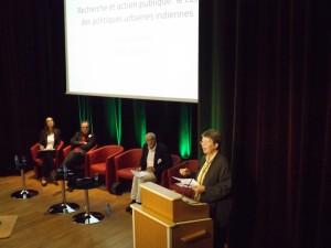 16 - Elisabeth PEYROUX, Eric HUYBRECHTS, Michel LESOURD, Isabelle MILBERT (Table ronde DÉVELOPPEMENT)
