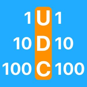 Compteur UDC