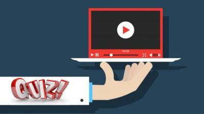 Quiz QCM – Vidéo