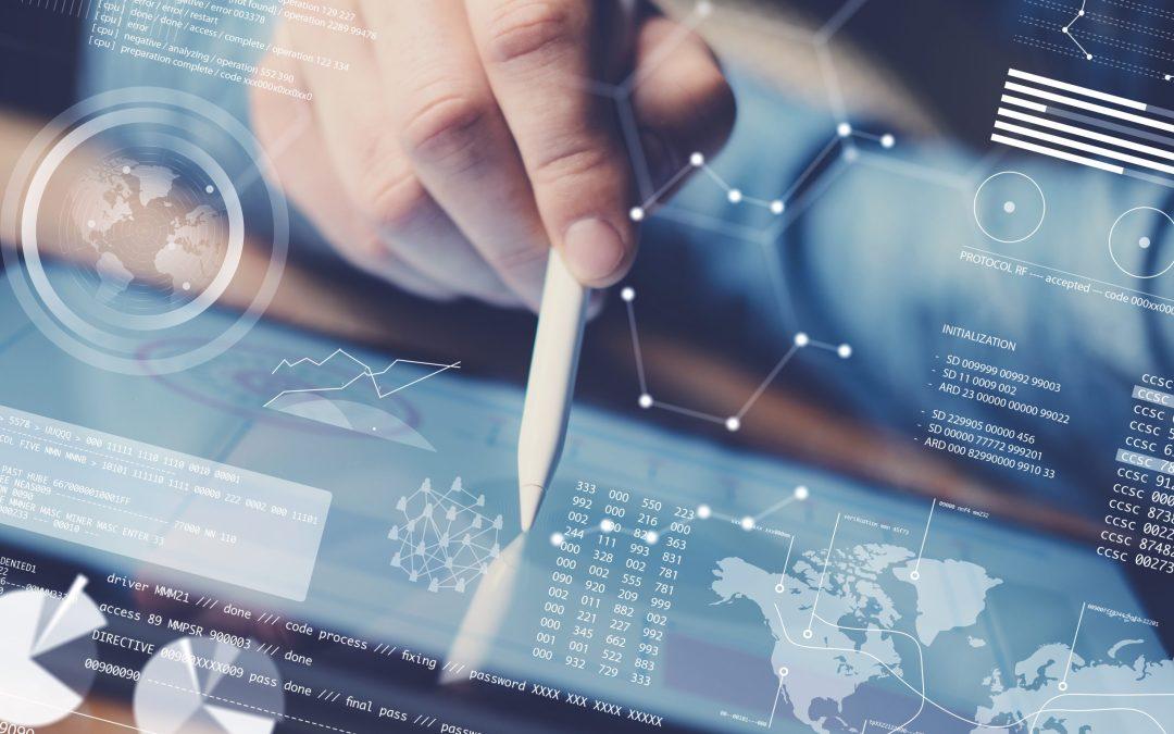 dados analisados na Inteligência de Mercado