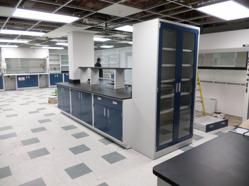 Steel Laboratory Furniture  Designs Manufacturer  LFFH Inc