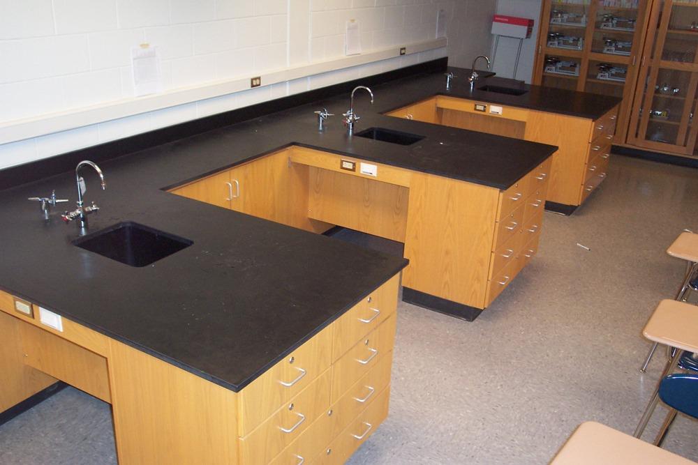 Wood Casework Photo Gallery  LFFH Inc