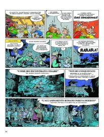 Asterix e il papiro di Cesar, p. 34
